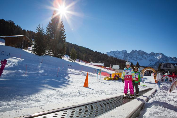 Kinderlift - Skigebiet Carezza Ski